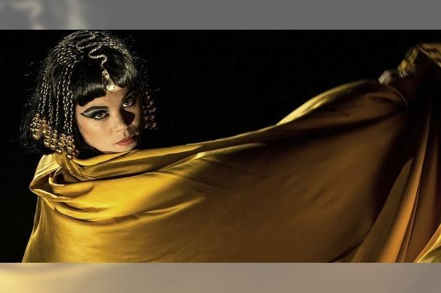 Kleopatra im Koloraturen-Regen