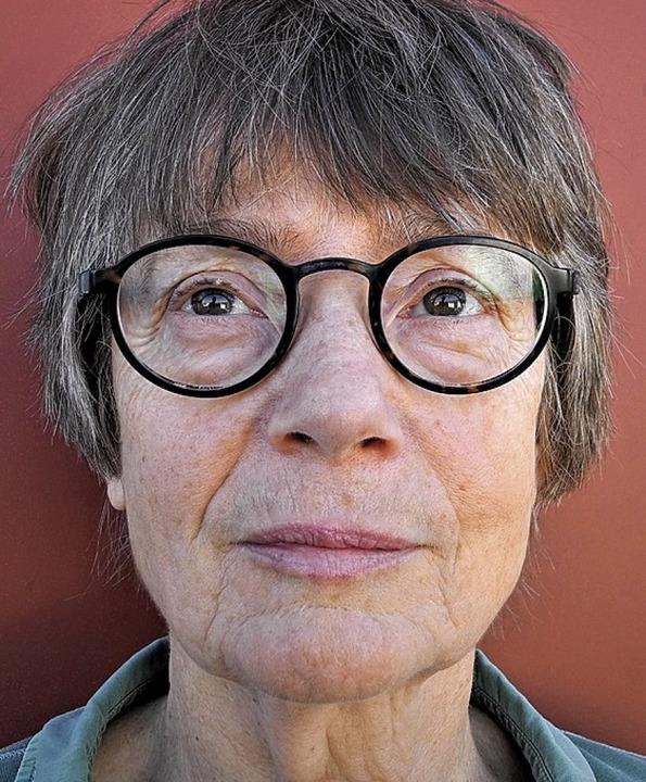 Sigrid Maaßen vom Gesundheitsamt Freiburg   | Foto:  Maaßen