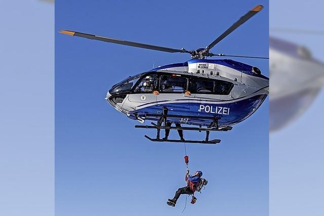Polizei lässt Bergwacht nicht hängen