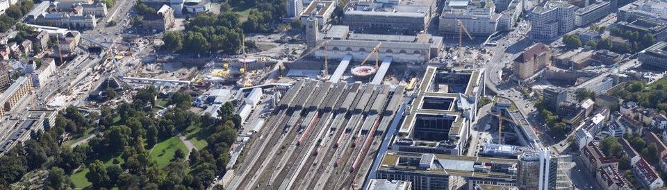 Stuttgart 21 – das umstrittene Milliarden-Bahnprojekt