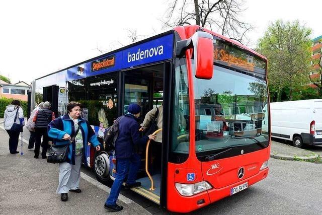 86-Jährige stirbt nach Sturz in Linienbus im Freiburger Stadtteil Haslach