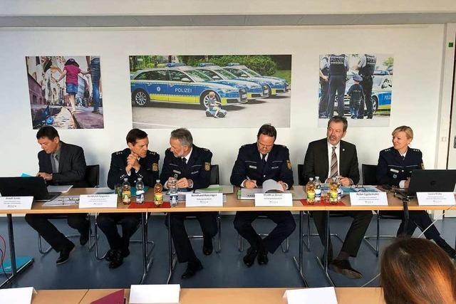 Weniger Gewalttaten in Freiburg – aber mehr Einbrüche und mehr Sexualdelikte