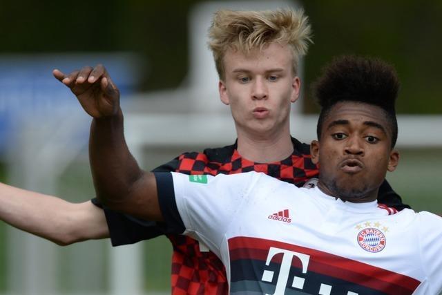 SC Freiburg II verabschiedet sich bei 1:1 gegen Worms von Verteidiger Baschnagel