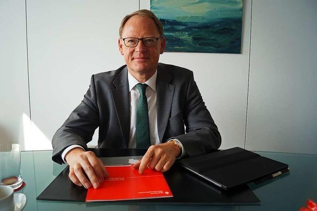 Betriebsgewinn der Sparkasse Offenburg/Ortenau geht zurück