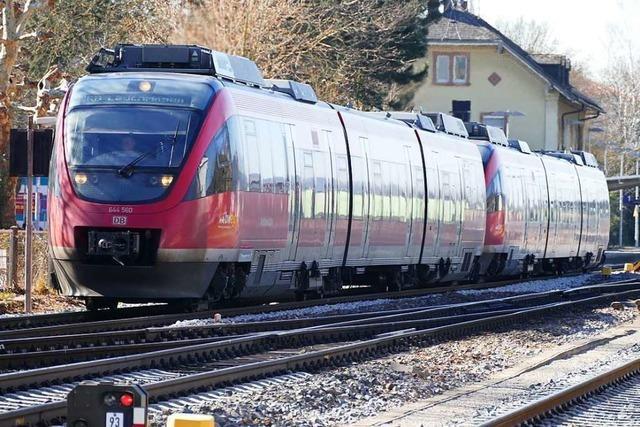 Elektrifizierung der Hochrheinstrecke schreitet in Rheinfelden weiter voran