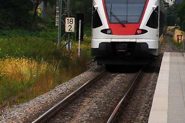 Angreifer schubsen Teenager in Schopfheim-West aufs Gleis