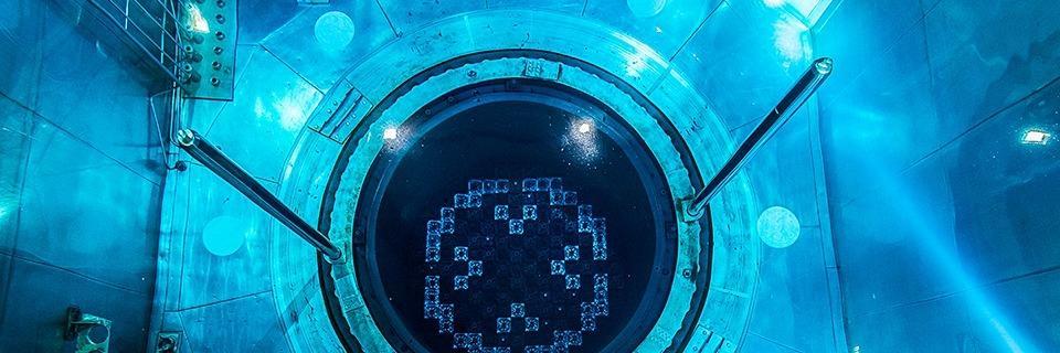 Reinigungsroboter in Fessenheim-Reaktor gefallen - Kühlung saugte ihn an