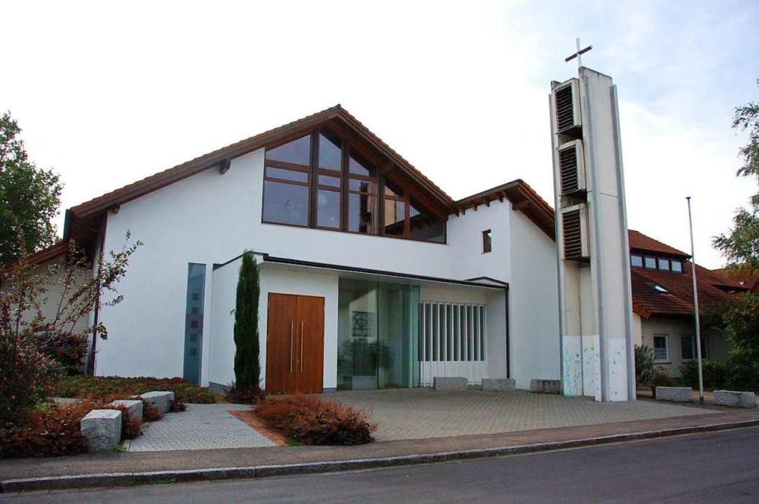 So sah die evangelische Kirche vorher aus. (Archivbild, 2010)  | Foto: Patrick Bösch