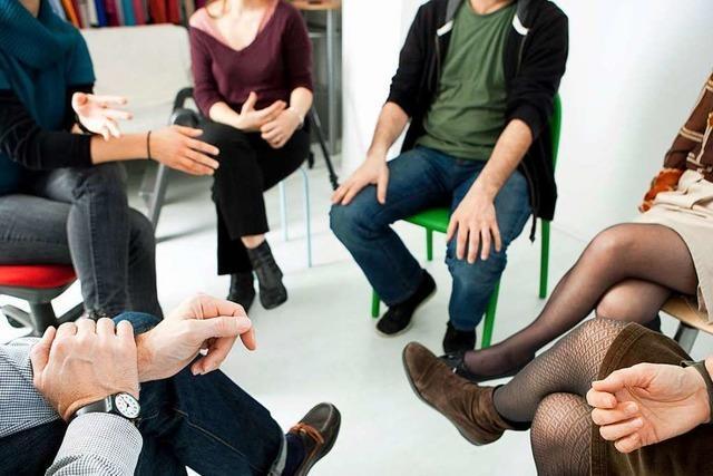 Wie Selbsthilfegruppen Betroffenen helfen, mit Multipler Sklerose umzugehen