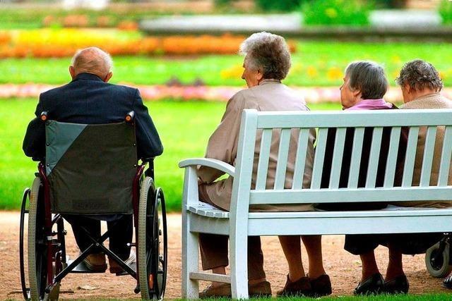 Lebenserwartung im Westen steigt nicht mehr so stark wie früher