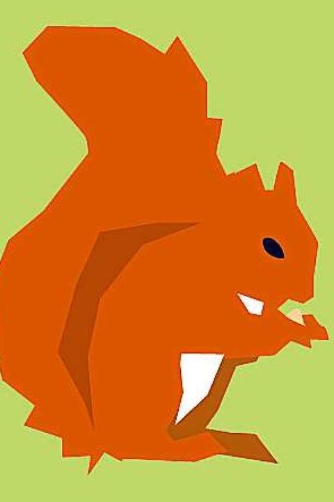 Eichhörnchen, Rehe und Luchse kann man in der Wildtiere-App dokumentieren.  | Foto: Karo Schrey