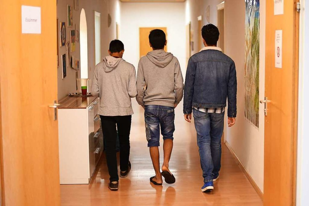 Die Zahl Unbegleiteter Minderjähriger ...rden, ist seit 2016 deutlich gesunken.  | Foto: dpa
