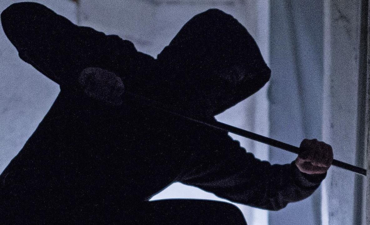 Der Kampf gegen Einbrecher ist ein Schwerpunkt der Polizeiarbeit in Südbaden.  | Foto: Symbolfoto: dpa