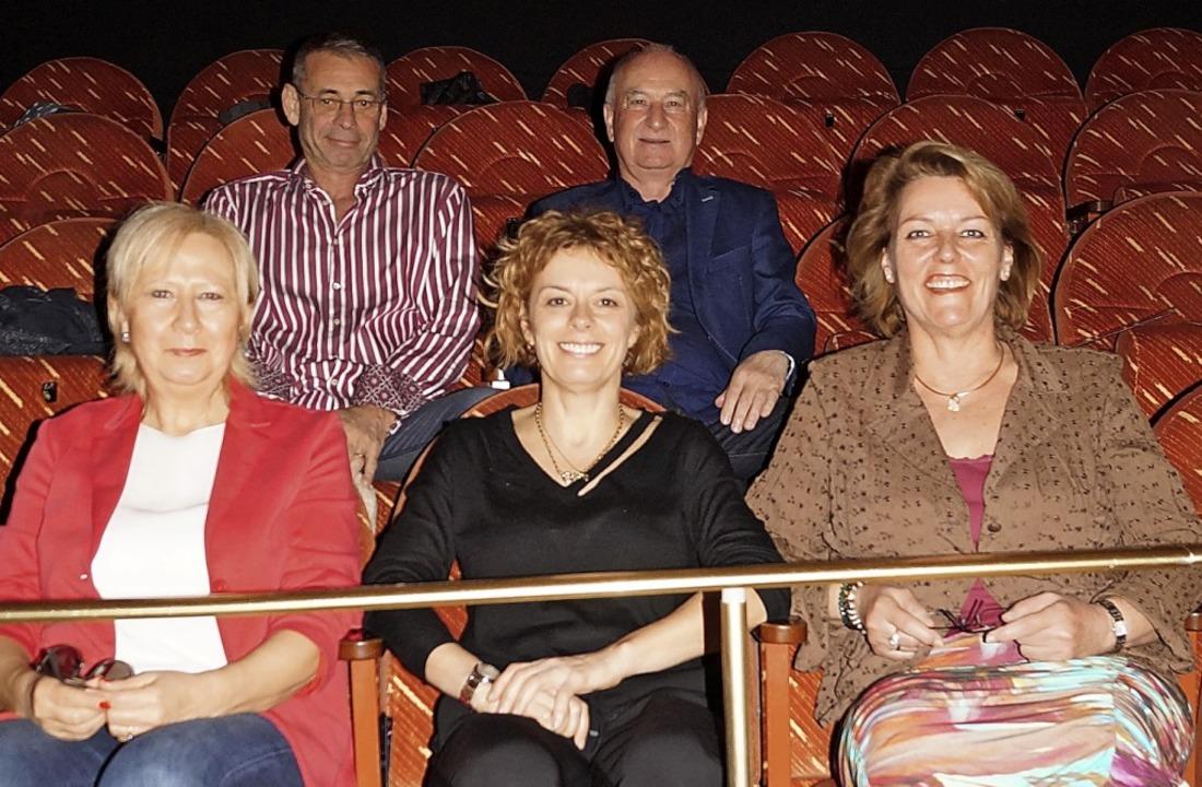 Der Vorstand (von links): Heike Rieck-...kopf, Roland Supper und Heidrun Rufle   | Foto: Sara Gröhring