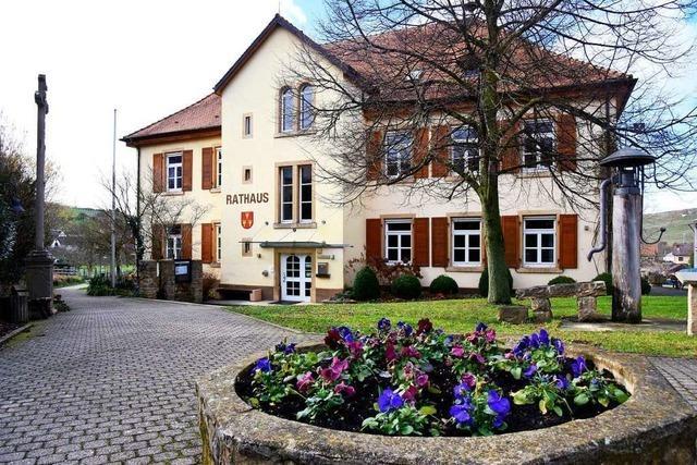 Alle bisherigen Räte Pfaffenweilers treten zur Kommunalwahl an