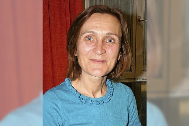 Monika Zauter springt als Chorleiterin ein