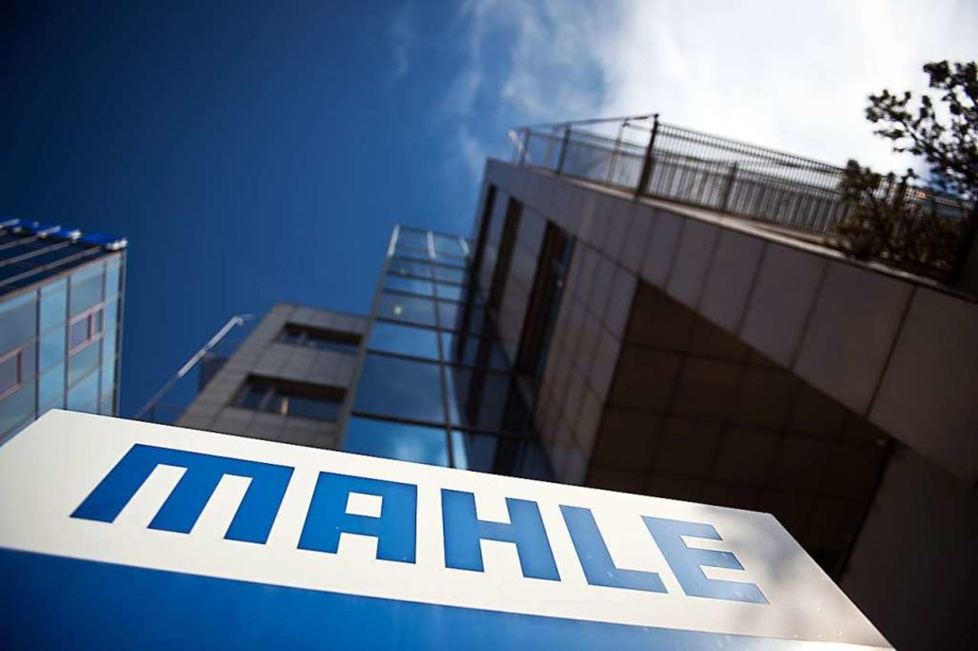 Mahle-Zentrale in Stuttgart  | Foto: DPA
