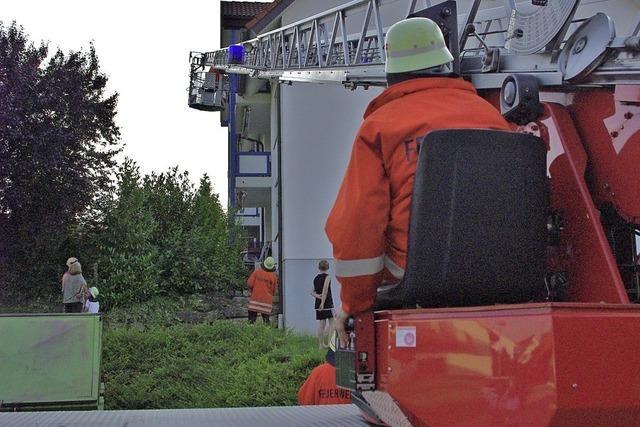 Feuerwehr stellt sich der Zukunft