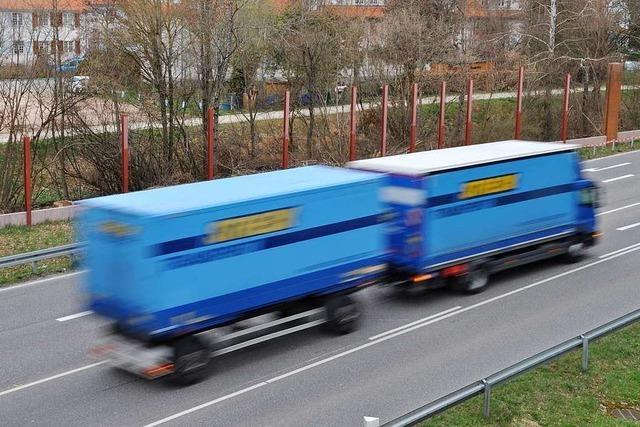 Anwohner sind dem Straßenlärm bei Schopfheim schutzlos ausgesetzt