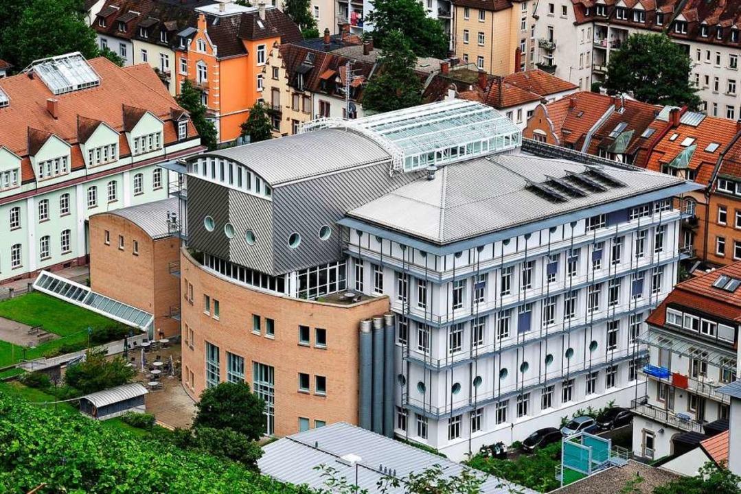 Das SWR-Studio in Freiburg  | Foto: Thomas Kunz