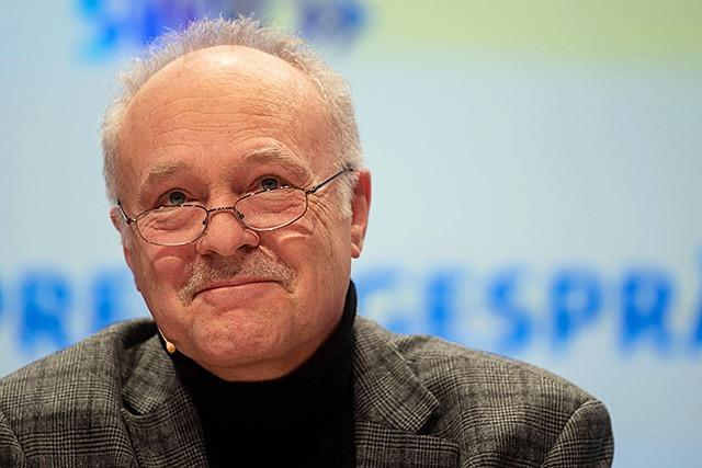 SWR-Intendant Peter Boudgoust zieht Bilanz