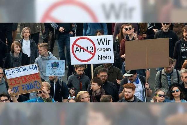 Der Kampf um Artikel 13 ist unnötig