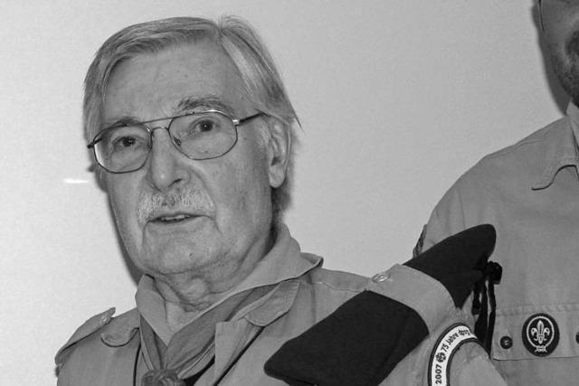 Der Gundelfinger Heinz-Dieter Joos ist gestorben