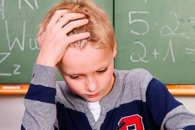 Wie man Kinder mit Legasthenie und Rechenschwäche fördern kann
