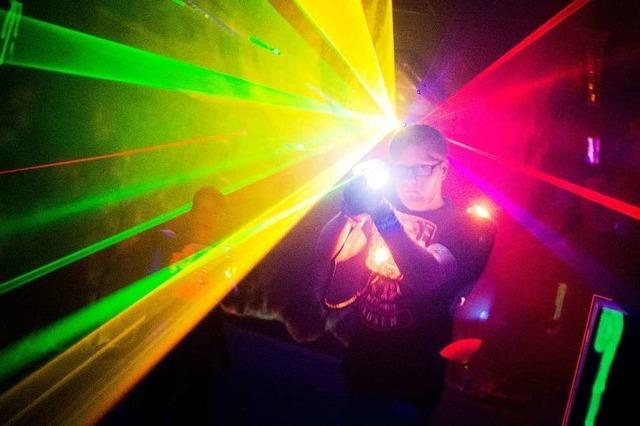 Was ist Lasertag?