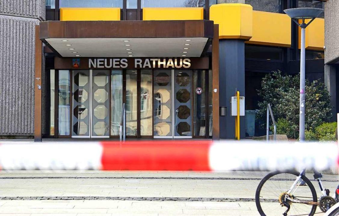 Auch in Göttingen ging eine Drohung ein.  | Foto: dpa