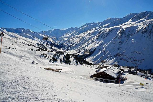 54-Jähriger aus der Ortenau stürzt beim Skifahren in den Tod