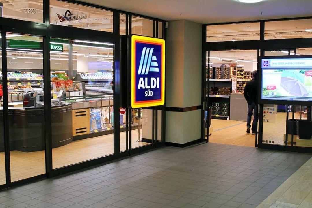 Aldi Hat Filialen In Der Schwarzwald City Und In Herdern