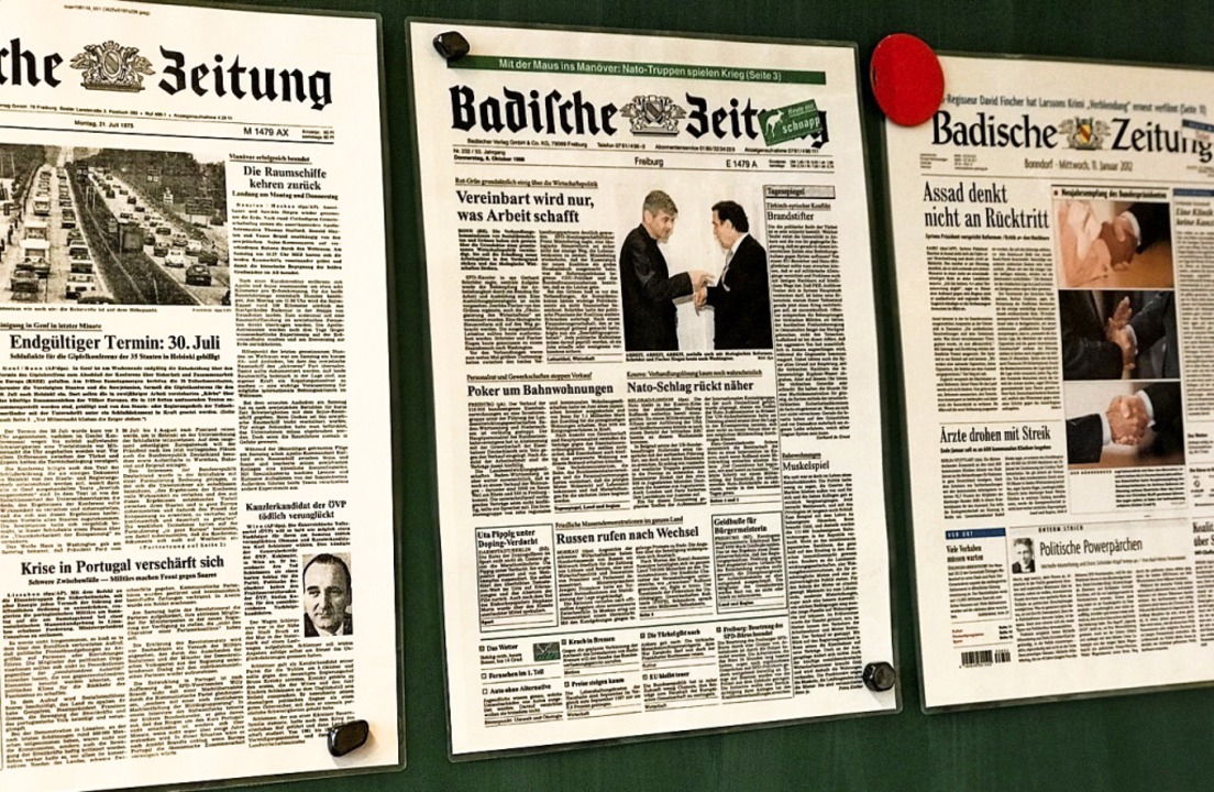 Badisxhe Zeitung