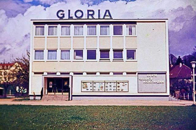 Das Gloria-Theater in Bad Säckingen wird 60 Jahre alt