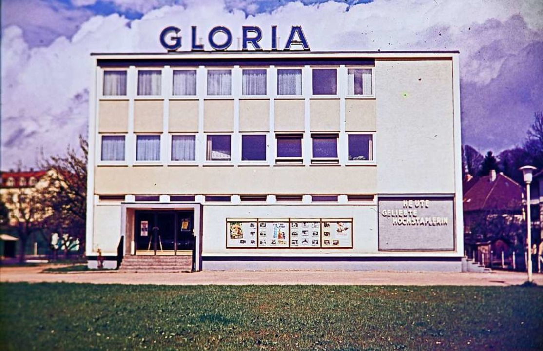 Das Gloria-Theater vor 60 Jahren …  | Foto: Karl Braun