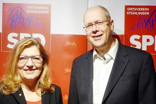 Die SPD im Stühlinger hat jetzt eine Doppelspitze