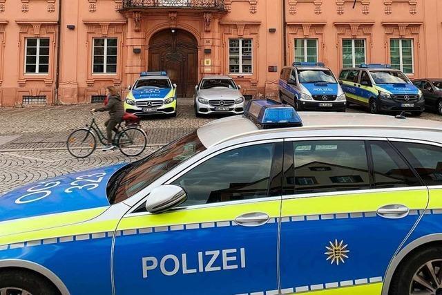 Innenministerium sichert Offenburg mehr Polizisten ab 2021/22 zu
