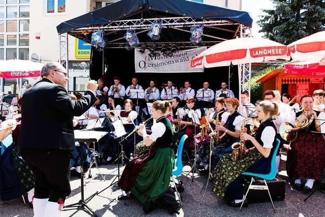 Waldkirchs Fest-Experten haben viel zu tun