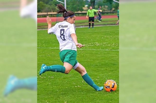 Punktgewinn für FC Hausen