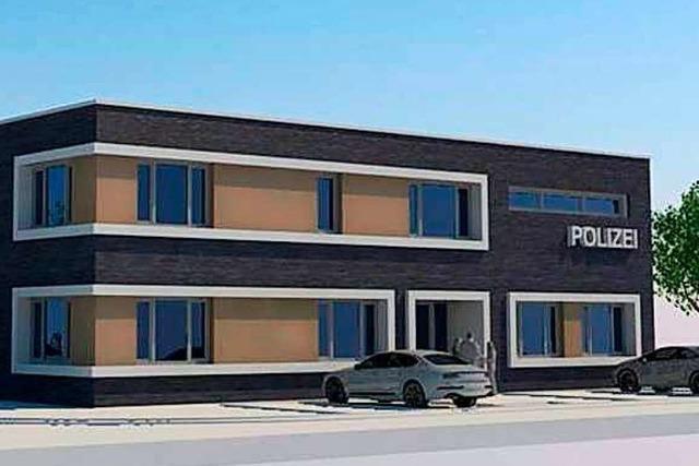 Der Standort für den neuen Polizeiposten in Rust ist gefunden