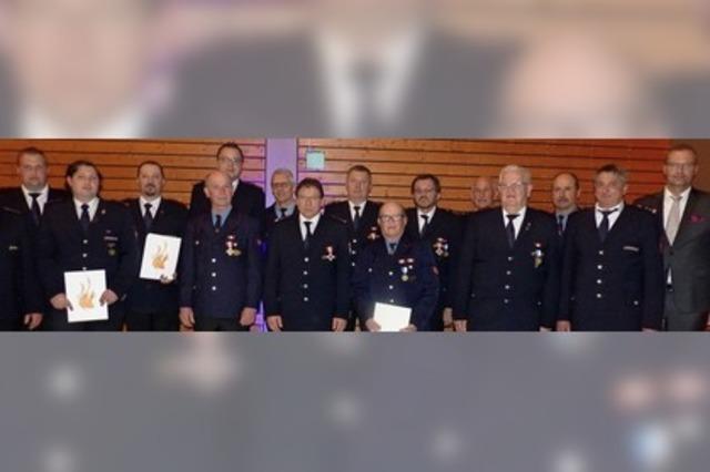 48 Einsätze für die Feuerwehr Neuried