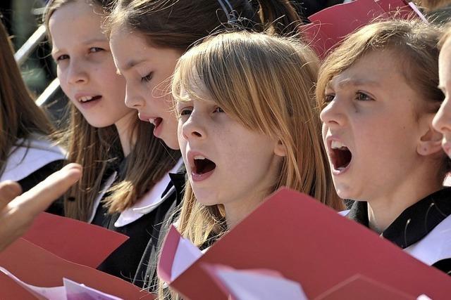 Kirchenchor sucht neue Sänger