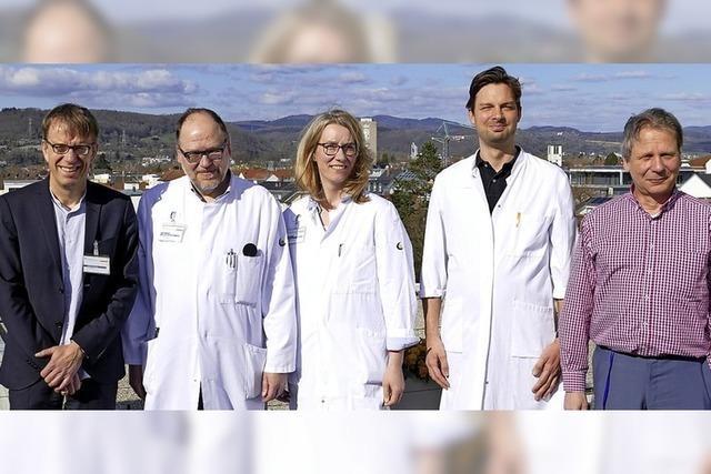 Architektur im Dienst von Personal und Patienten