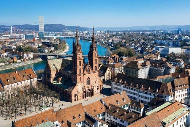 Das Basler Münster wird 1000 Jahre alt und feiert das ausgiebig