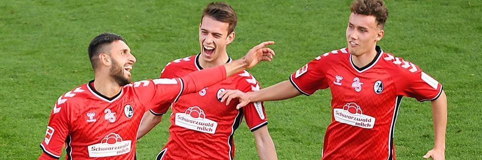 Noch ist unklar, ob Grifo oder andere Spieler den SC Freiburg verlassen