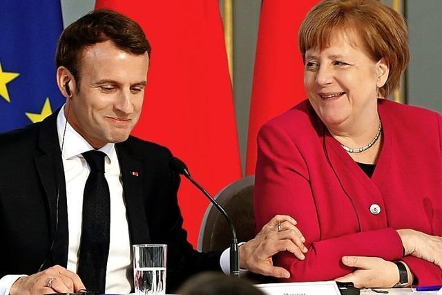 Deutsch-französische Irritationen