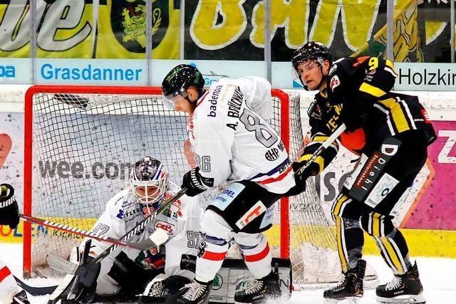 EHC Freiburg verliert knapp und verpasst vorzeitigen Klassenerhalt