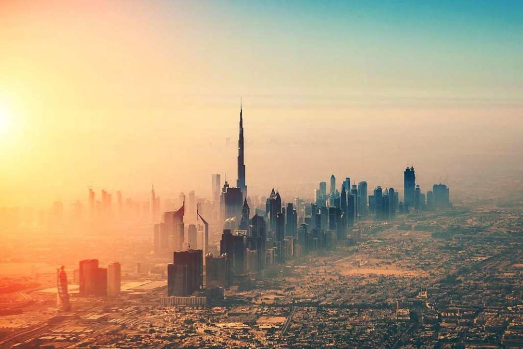 2020 findet die Weltausstellung in Dubai statt. (Symbolbild)  | Foto: Jag_cz (Adobe Stock)