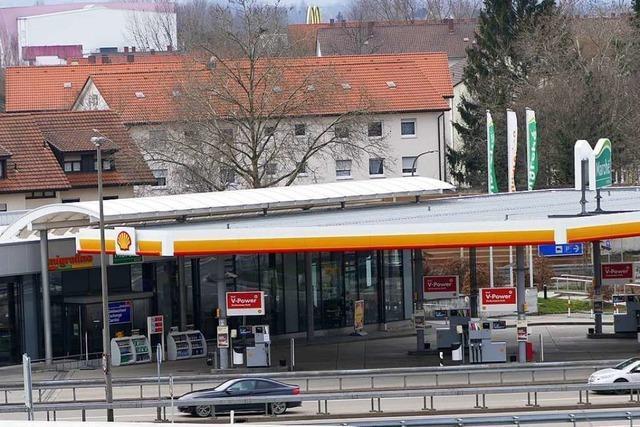 Überfall auf Tankstelle Weil-Ost – Ein Jahr Gefängnis für 53-Jährigen