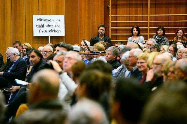 Rathaus schaltet beim Einfachwohnen in Munzingen einen Gang zurück